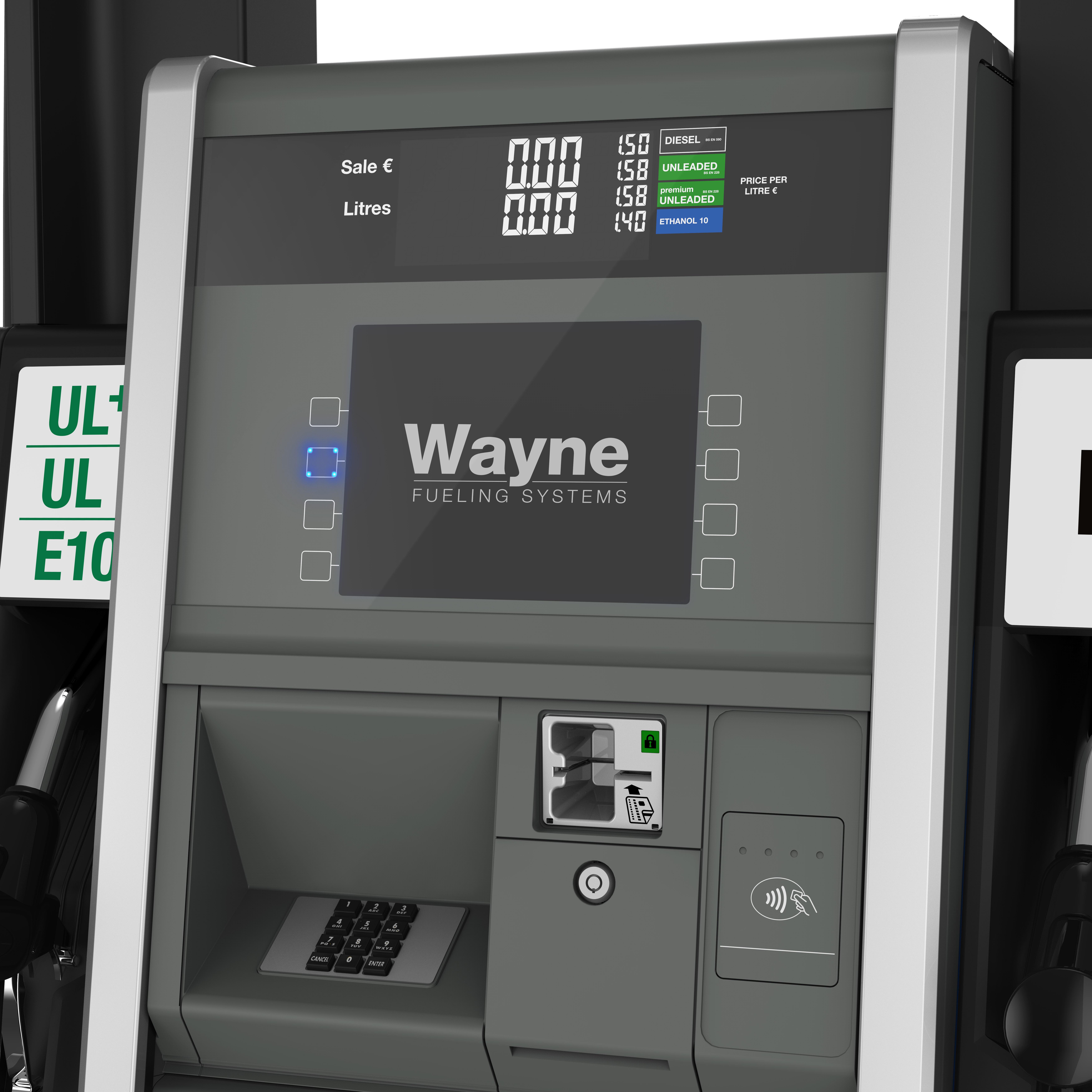 Wayne Helix 6000 Nsys Ltd